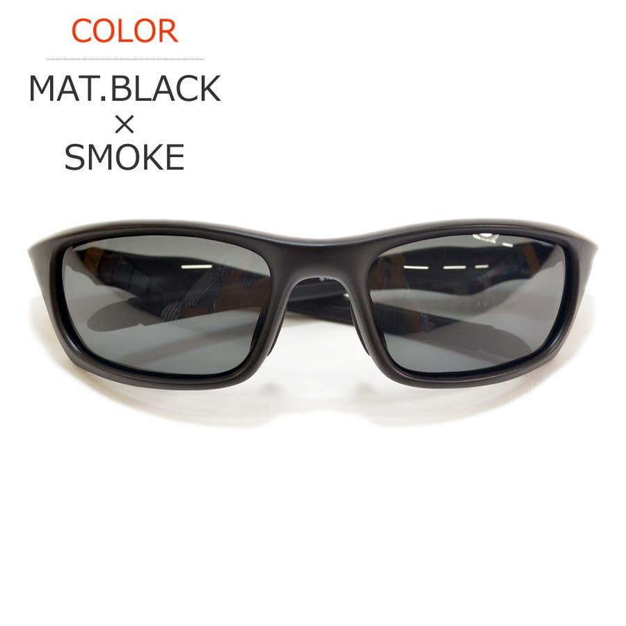 【全3色】 偏光サングラス 伊達メガネ バイカーゴーグル バイカーシェード スポーツサングラス メンズ レディース アジアンフィット 22