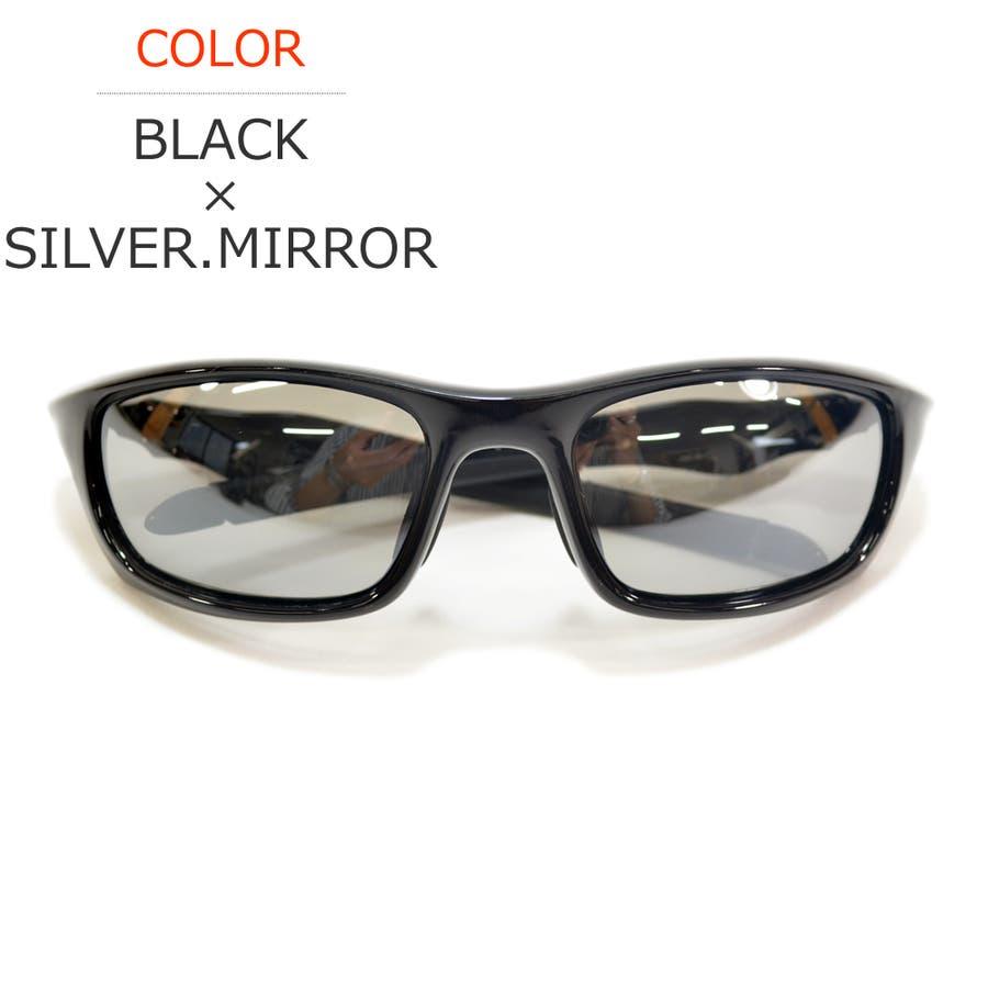 【全3色】 偏光サングラス 伊達メガネ バイカーゴーグル バイカーシェード スポーツサングラス メンズ レディース アジアンフィット 104
