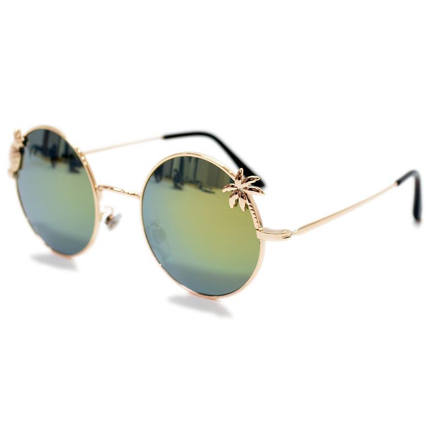 【全2色】 伊達メガネ サングラス パロディ おもしろ 丸メガネ ボストン メンズ レディース 5