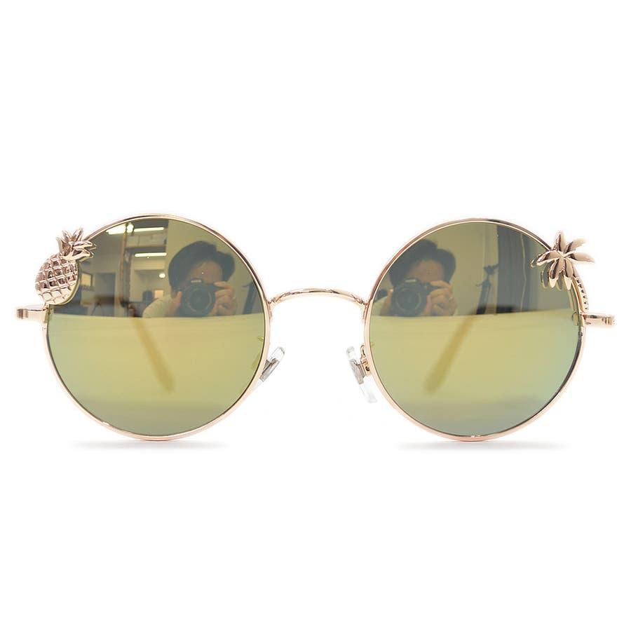 【全2色】 伊達メガネ サングラス パロディ おもしろ 丸メガネ ボストン メンズ レディース 6