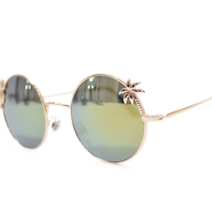 【全2色】 伊達メガネ サングラス パロディ おもしろ 丸メガネ ボストン メンズ レディース 8