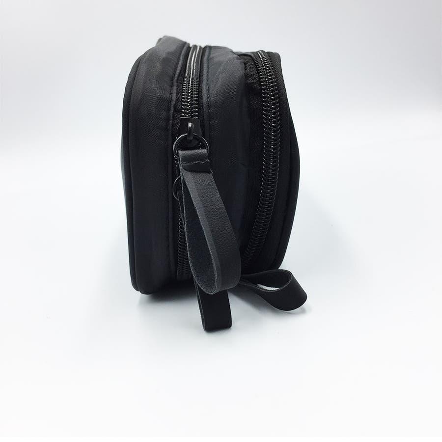 コスメポーチ レディース 化粧ポーチ 機能的な 大容量ケース メイクポーチ 収納 バッグ 人気 7