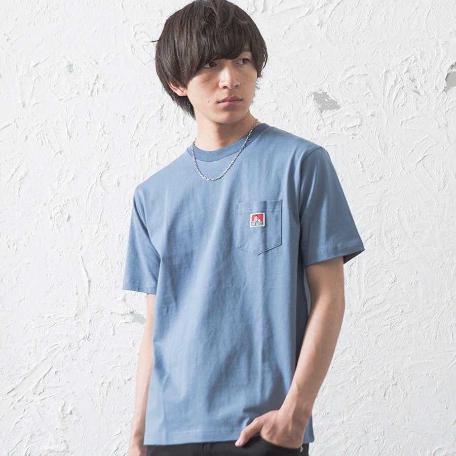 ベンデイビス Tシャツ メンズ 76