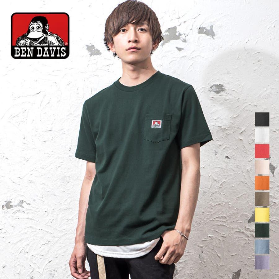 ベンデイビス Tシャツ メンズ 1