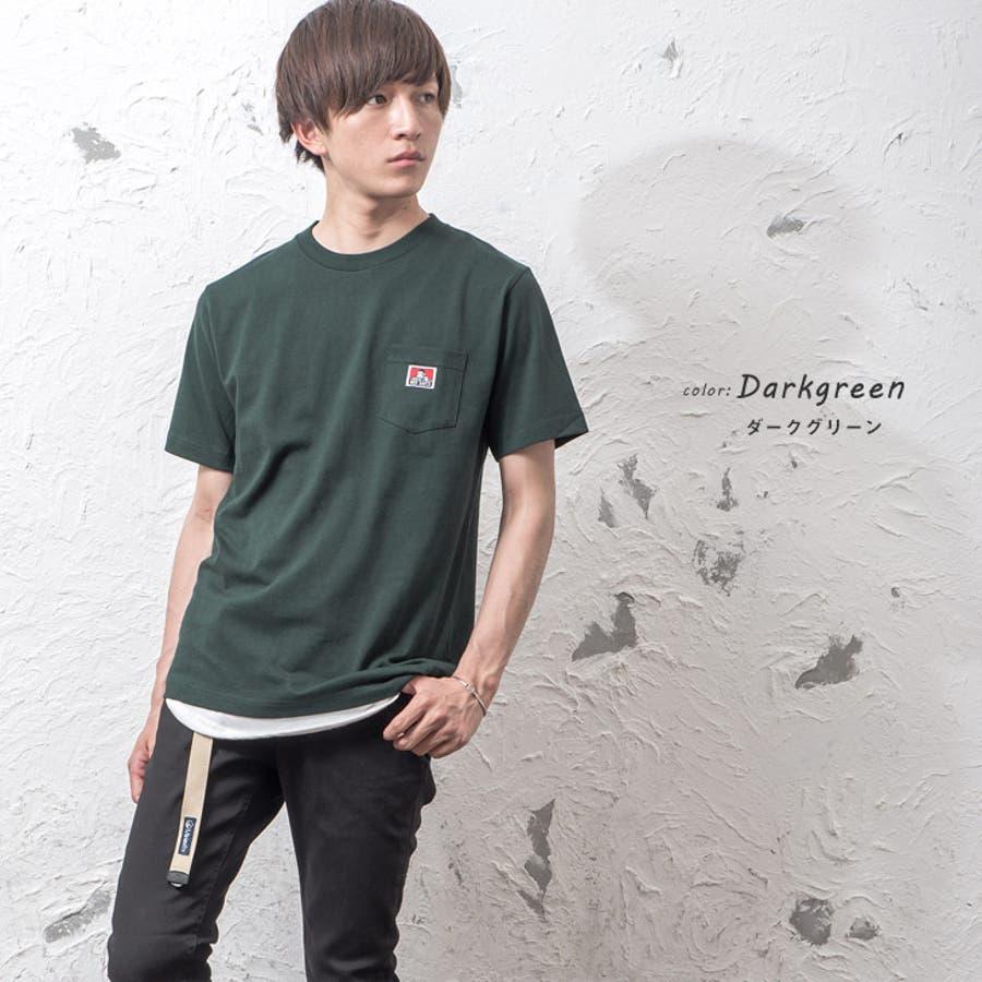 ベンデイビス Tシャツ メンズ 2