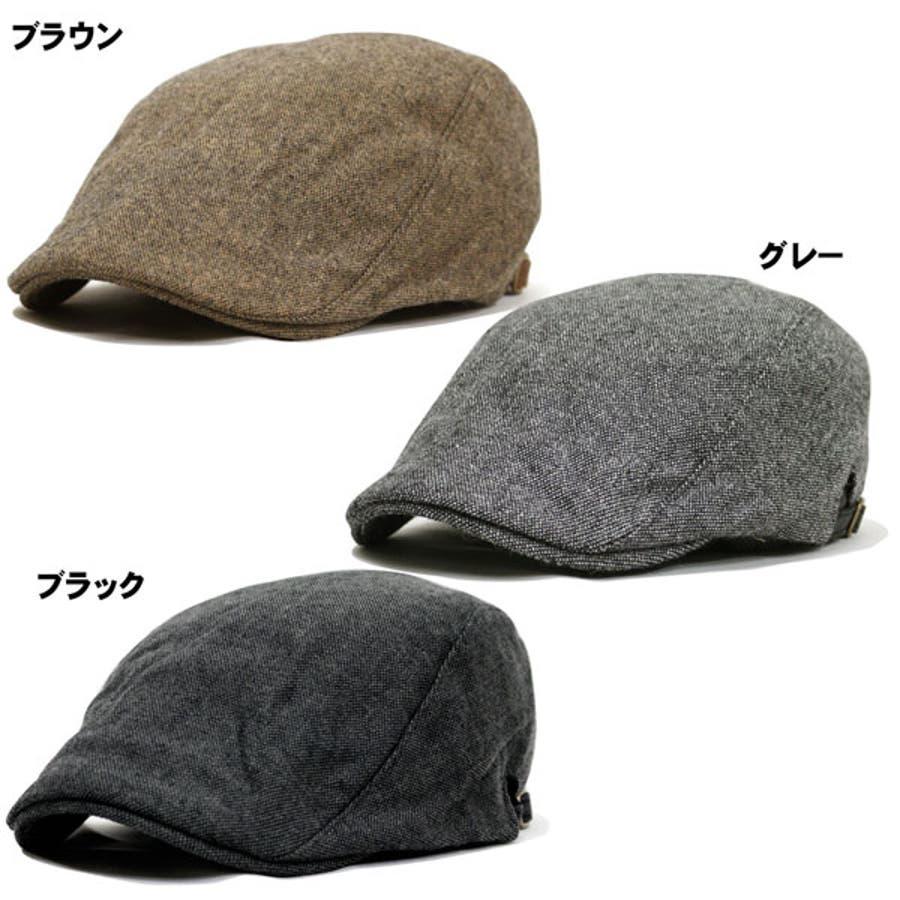 帽子 ビッグバーズアイハンチング / メンズ レディース 男女兼用 2