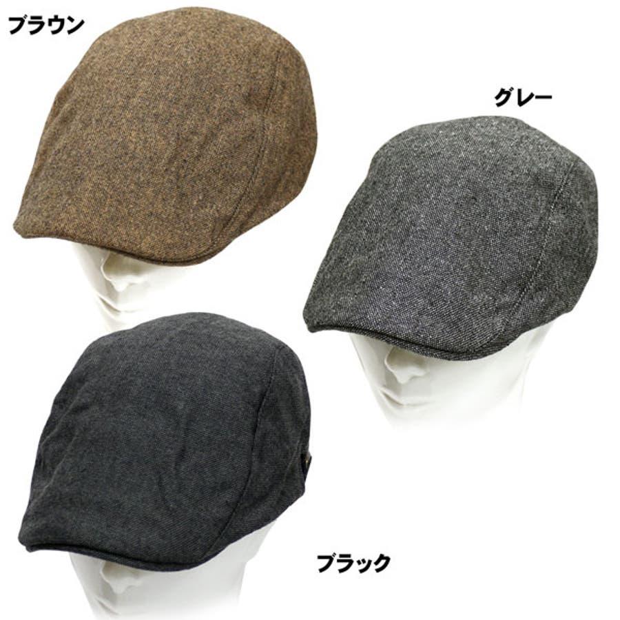 帽子 ビッグバーズアイハンチング / メンズ レディース 男女兼用 3