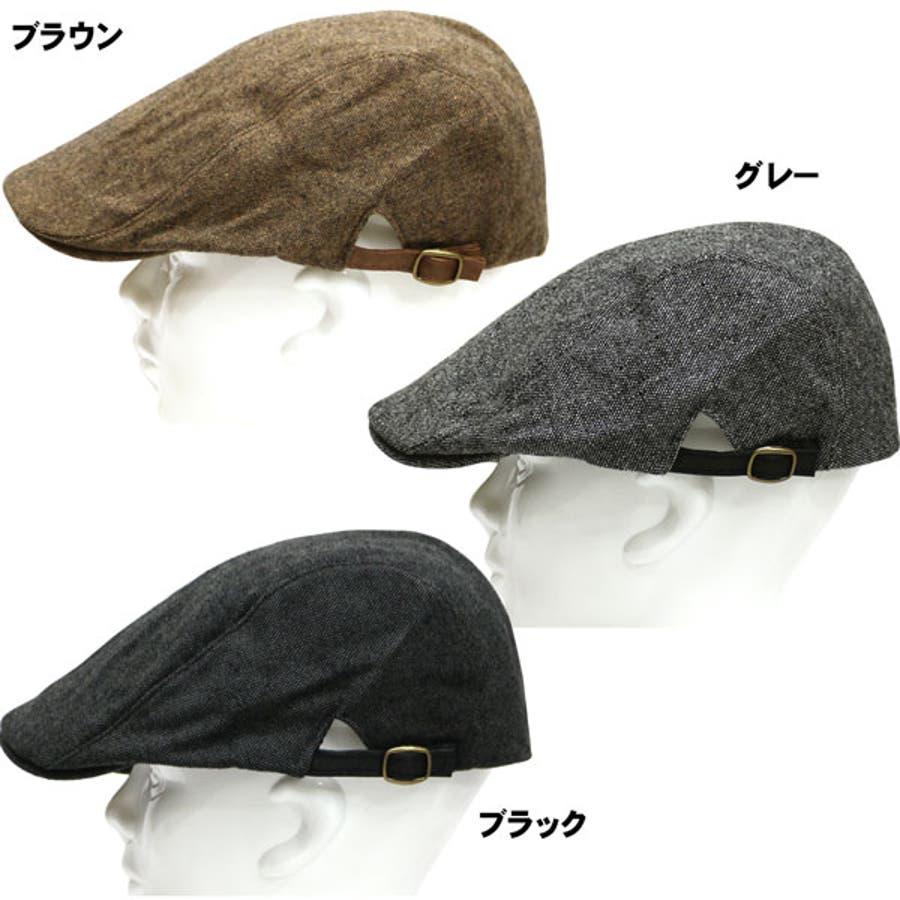 帽子 ビッグバーズアイハンチング / メンズ レディース 男女兼用 4