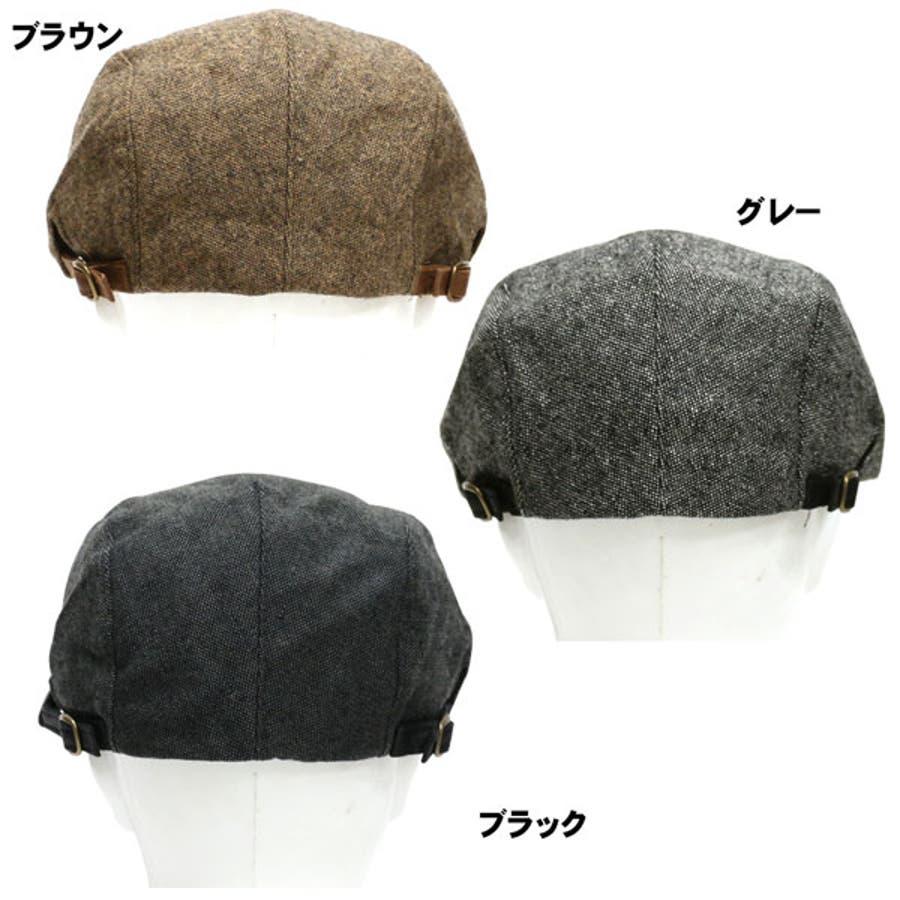 帽子 ビッグバーズアイハンチング / メンズ レディース 男女兼用 5