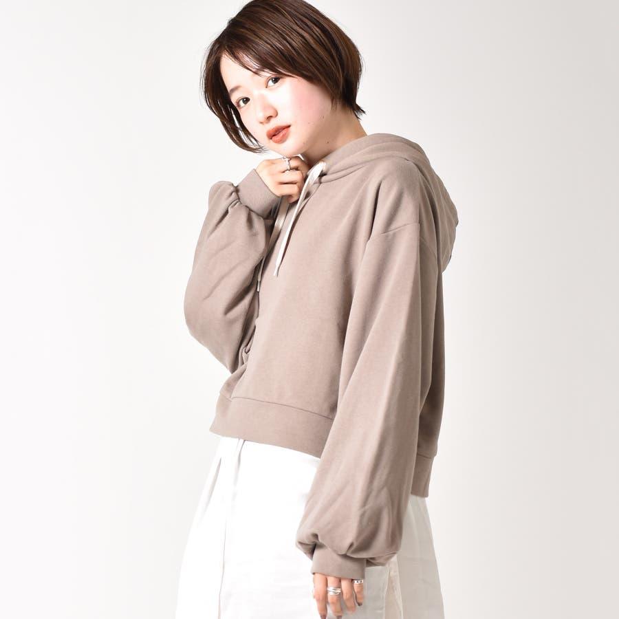 ◇RETRO GIRL◇ ウラケボリュームフーディー 10