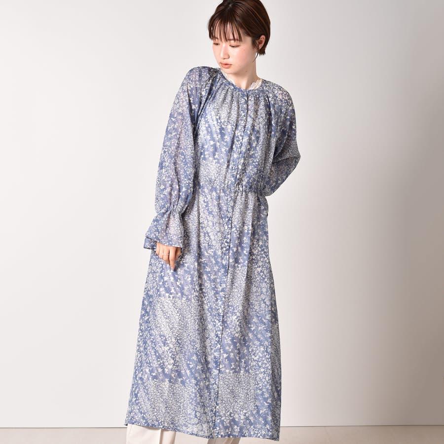 ◇RETRO GIRL◇ 花柄シアードビーOP 2