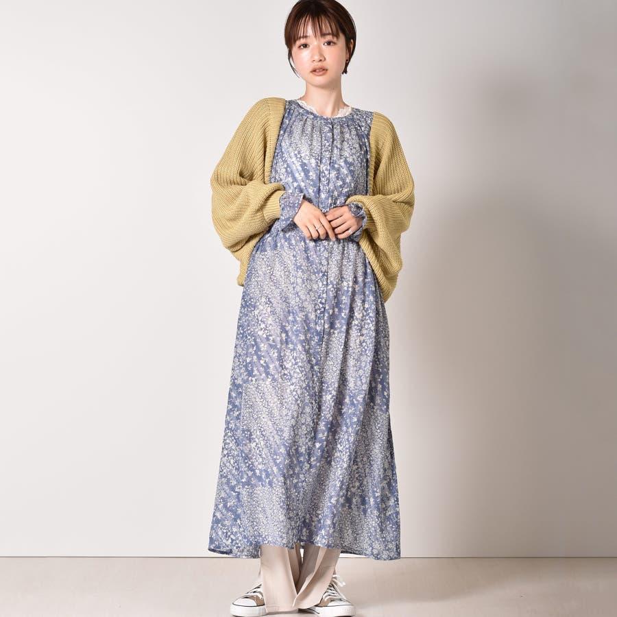 ◇RETRO GIRL◇ 花柄シアードビーOP 5