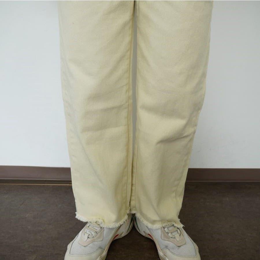 オーバーオール サロペット オールシーズン パンツ 可愛い 韓国 オルチャン パンツ 学生風 カジュアル 8