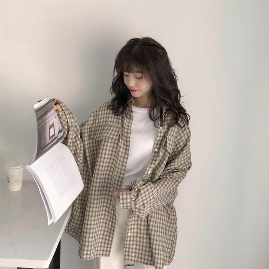 たぽ袖シャツ たぽ袖 シャツ オーバーサイズ ゆったり 韓国 プチプラ オルチャン  7