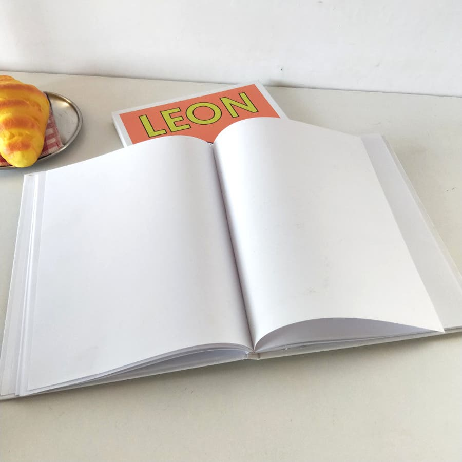 LEONノート インスタ映え 可愛い インテリア カラフル 韓国 プレゼント おしゃれ 雑貨 カラバリ 4