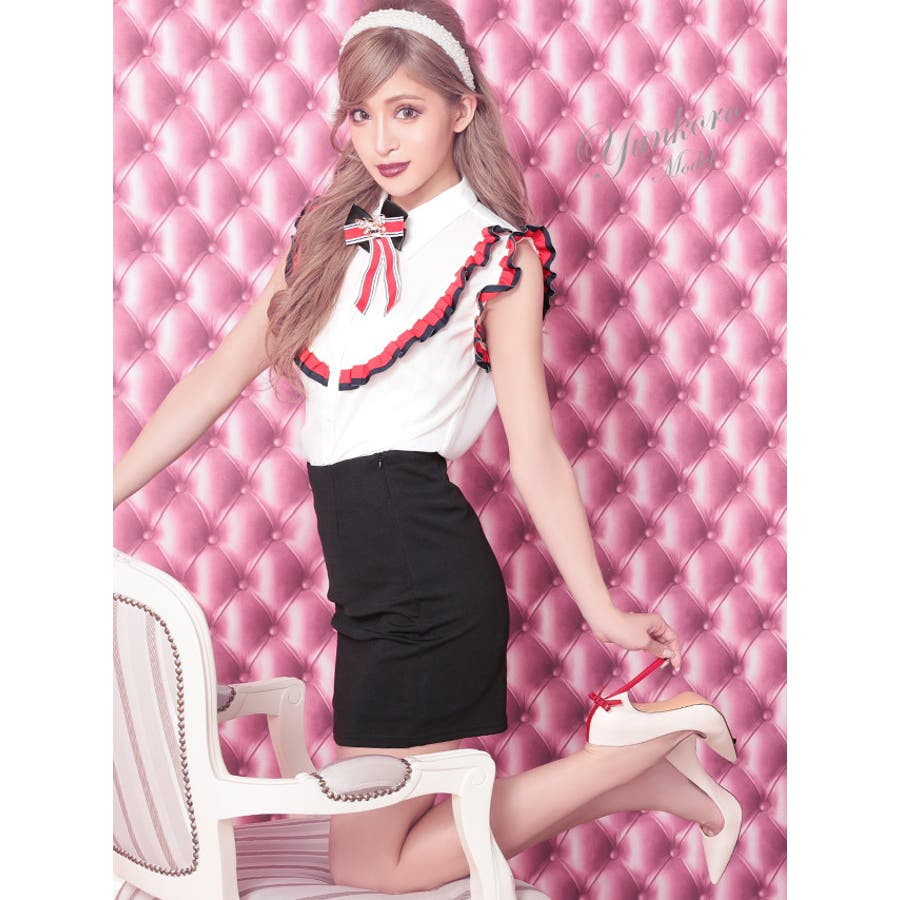 Tika ティカ リボンプレゼント風パンプス (ベージュ) (11cmヒール) 35 36 37 38 39 デザイン 女子力女性らしい キュート 上品 おしゃれ high heel 美脚効果 歩きやすい パーティー ナイトワーク お呼ばれ お出かけ デート 5