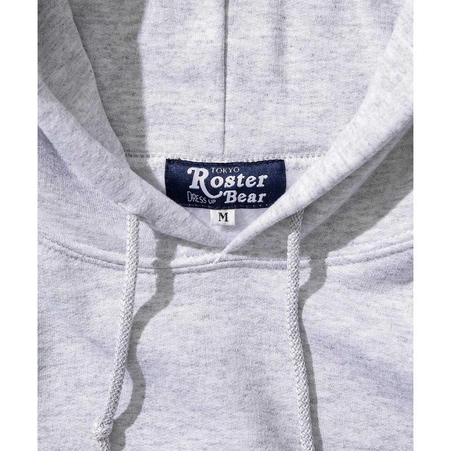 ROSTER BEAR/別注ダメリーノベアフーディ 4