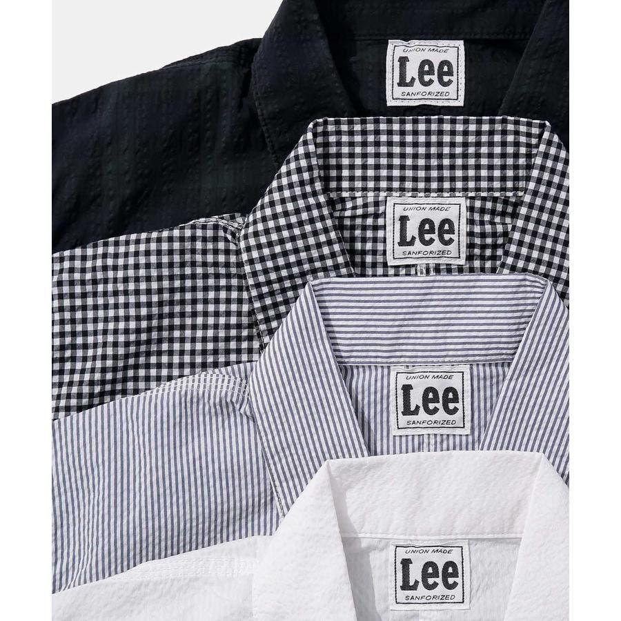 Lee/別注シアサッカー カバーオールジャケット 5