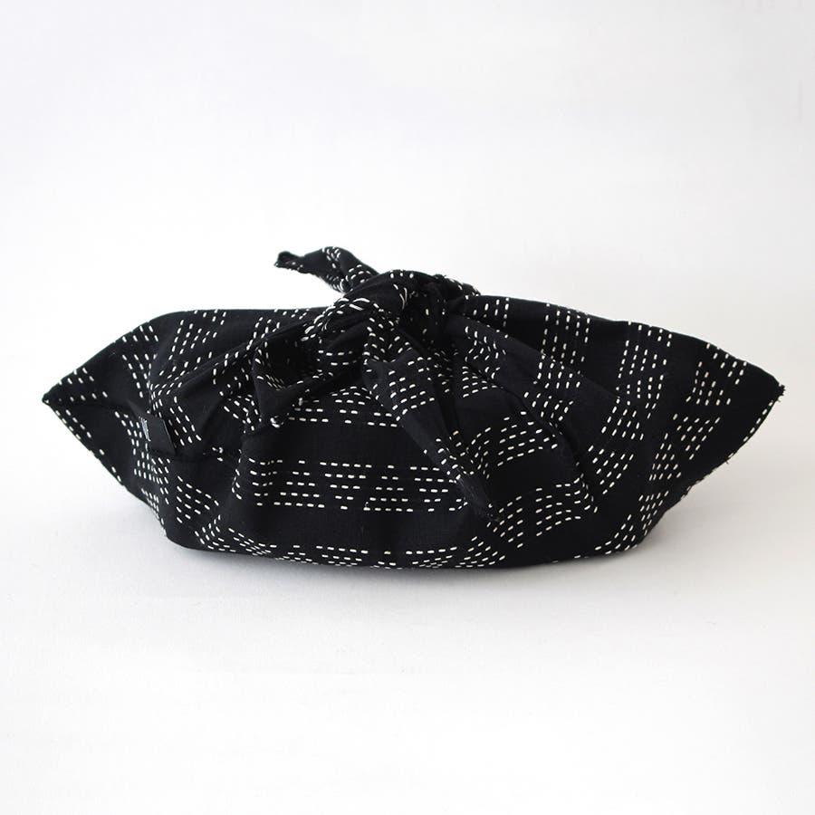 &NE(アンドエヌイー) あづま袋 刺繍 1