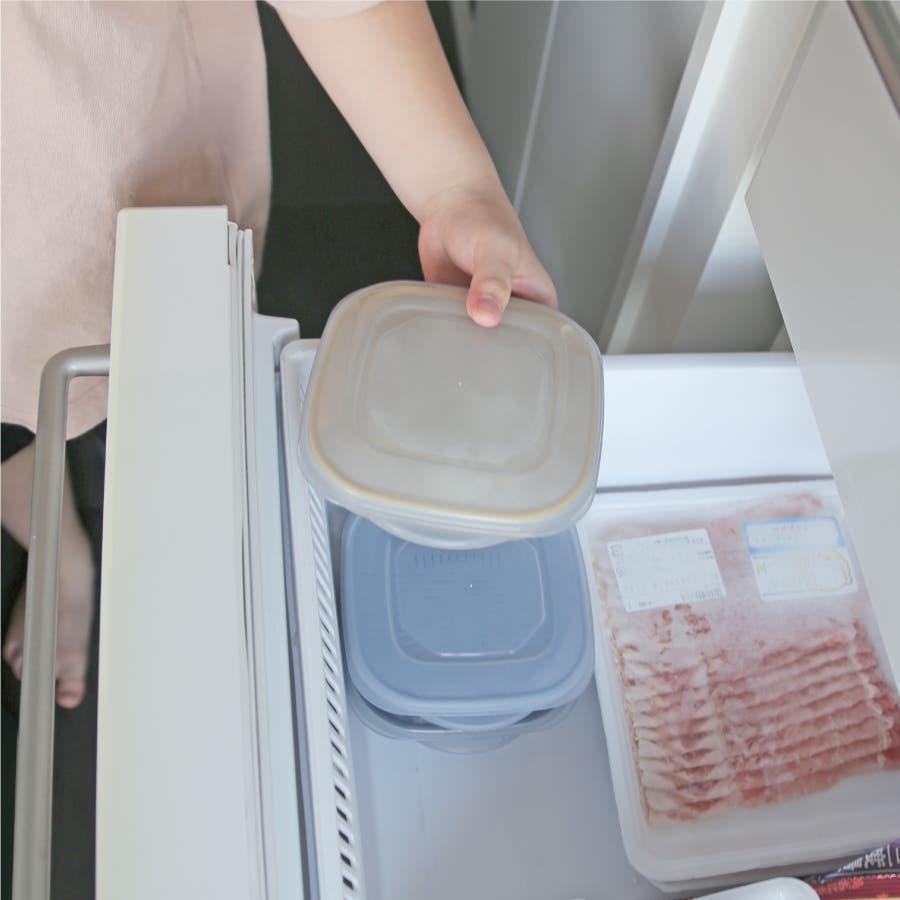 冷凍ご飯もふっくら解凍 Refura(レフラ) 3色セット 6