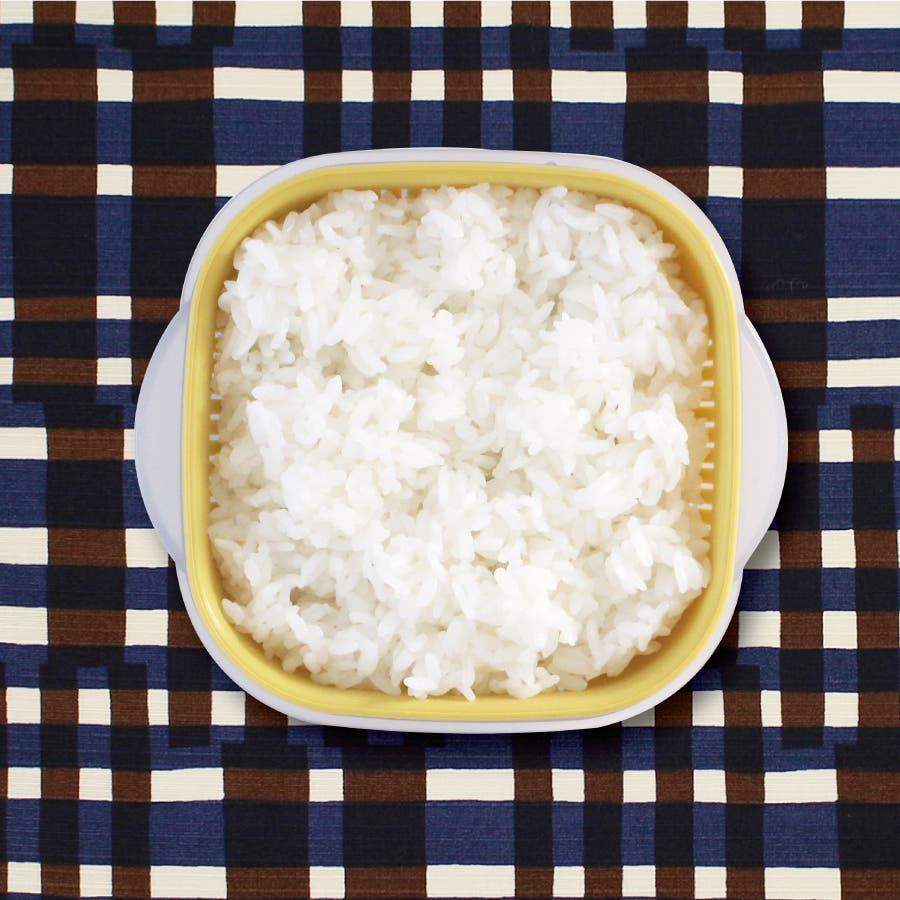 冷凍ご飯もふっくら解凍 Refura(レフラ) 3色セット 7