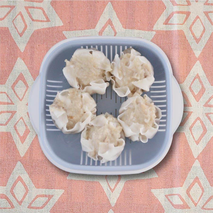 冷凍ご飯もふっくら解凍 Refura(レフラ) 3色セット 8