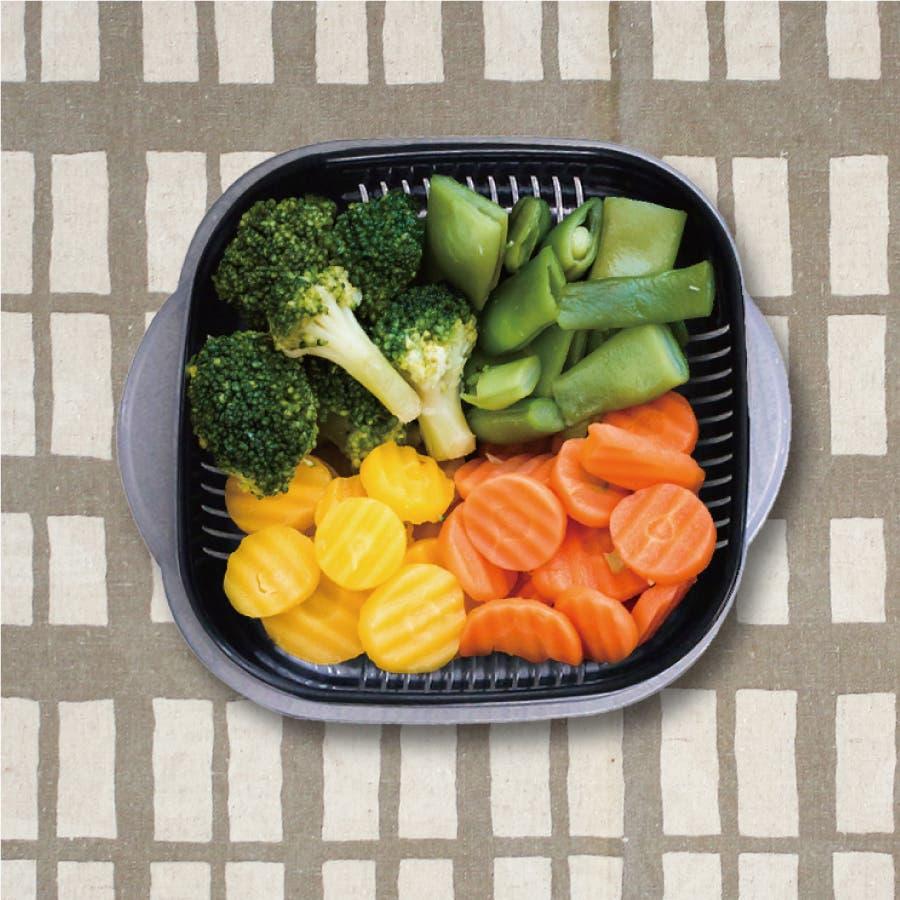冷凍ご飯もふっくら解凍 Refura(レフラ) 3色セット 9