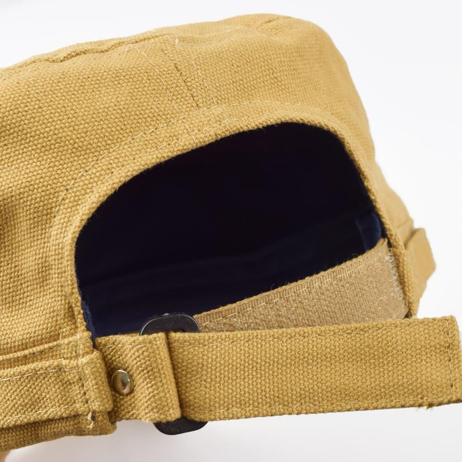 4682-436L ワークキャップ 帽子 Military メンズ レディース ワーカー ワッペン キャンバス ユニセックス 7