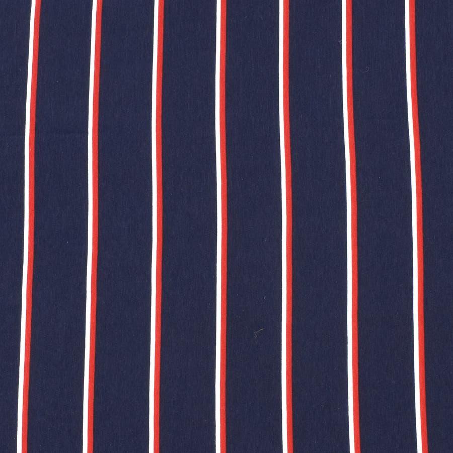 PTストライプ 半袖 オープンカラーシャツ 9343-600 6