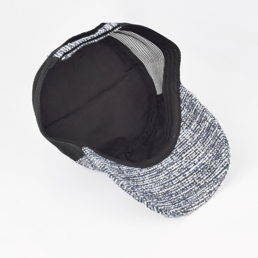 0683-804 帽子 キャップ ワーク メッシュ キャップ スラブ  メンズ レディース ユニセックス 6