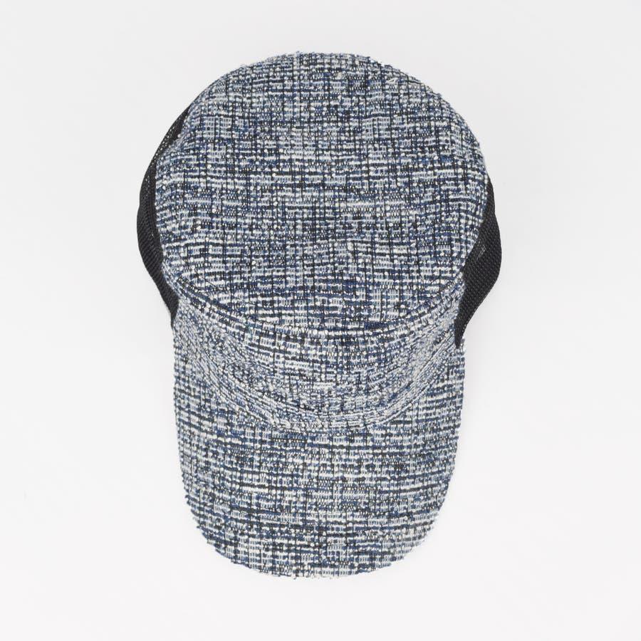 0683-804 帽子 キャップ ワーク メッシュ キャップ スラブ  メンズ レディース ユニセックス 7