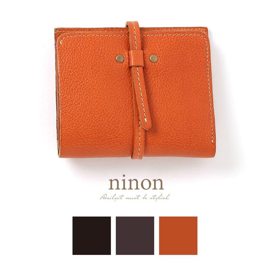 500f217beda3 二つ折り財布 レディース 本革 黒 財布 二つ折り 小さい財布 コンパクト 使いやすい かわいい