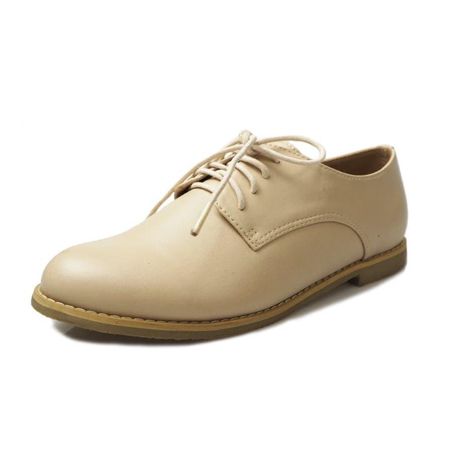 sangoのマニッシュシューズおじ靴 レディース オックスフォード プレーンシューズ エナメル マニッシュ フラットヒール 黒 ダークブラウン ホワイト NOFALL nofall SANGO sango ノーフォール サンゴ 41
