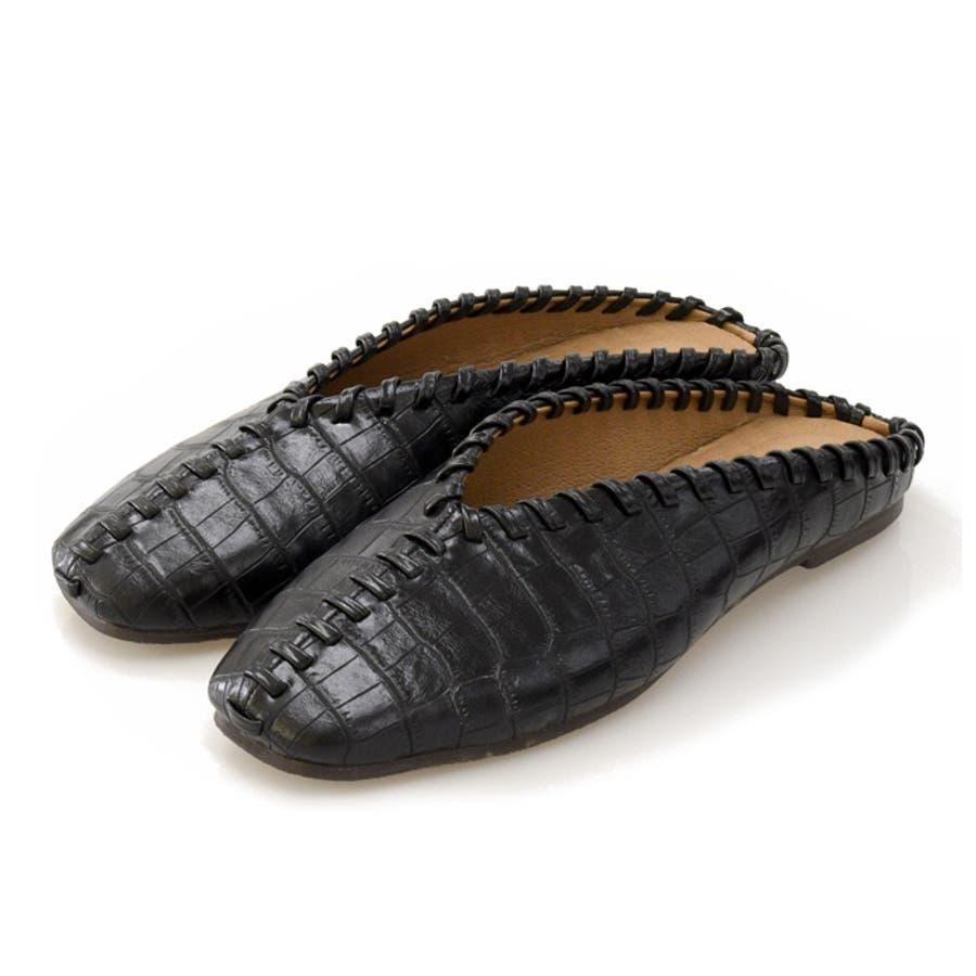 靴 レディース ステッチ 21