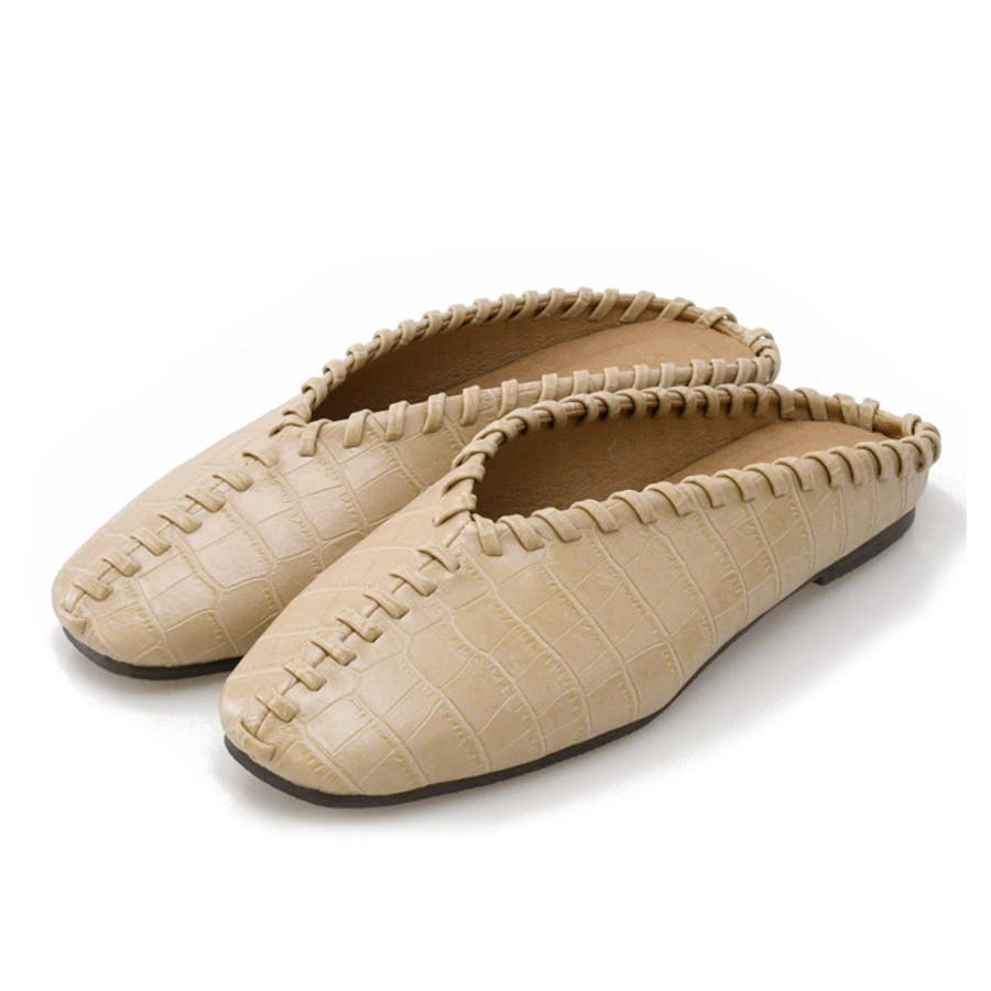 靴 レディース ステッチ 41