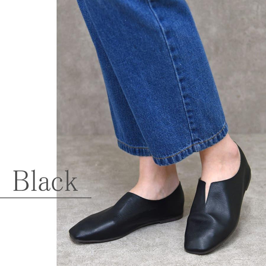 靴 レディース パンプス スリッポンバブーシュ おしゃれ 大人 柔らかい 軽い スクエアトゥ ブラック ベージュ ブラウン ホワイト 黒 NOFALLSANGO 21673 21