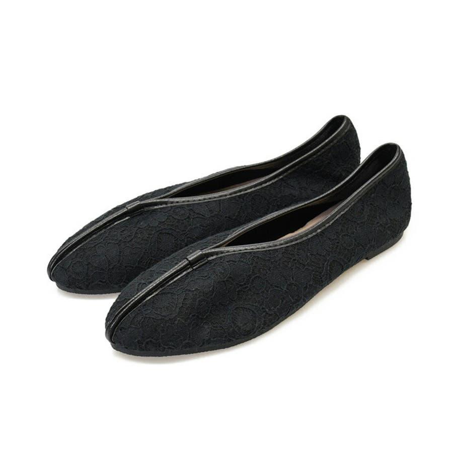靴 レディース チャイナシューズ 3