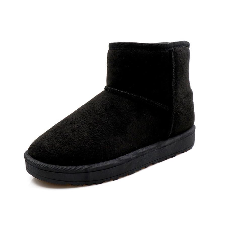 ショート丈ムートンブーツ シューズ ブーツ履きやすい 歩きやすい レディース ムートン ショートブーツ ブラック キャメル ベージュ グレー 黒 NOFALL sangoノーフォール サンゴ 3107 21