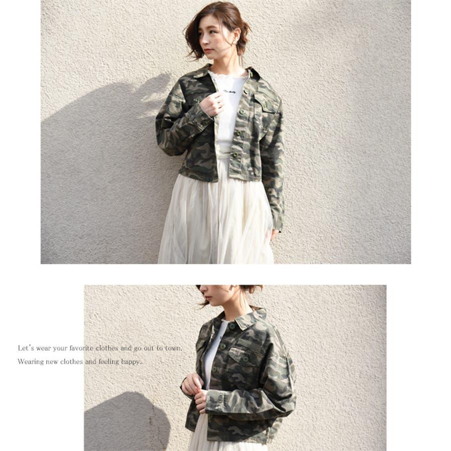 ジャケット おしゃれ かわいい 4