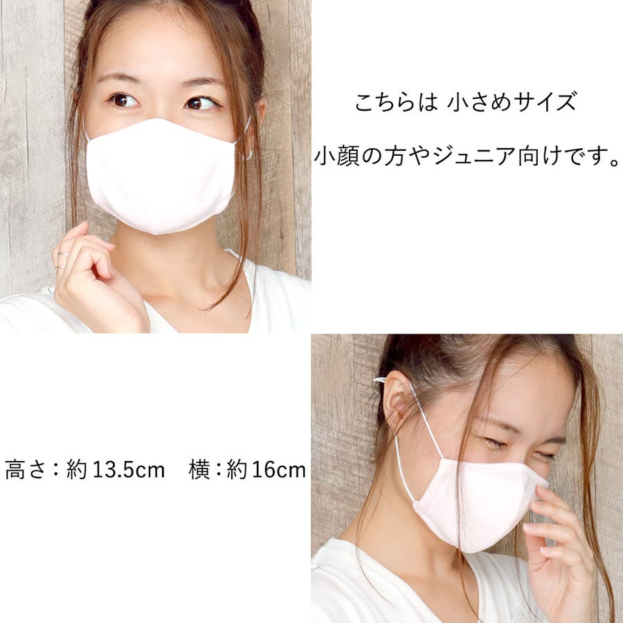 布マスク 大人マスク 立体 日本製 メッシュ 大人 小さいサイズ 都知事 アジャスター付 8