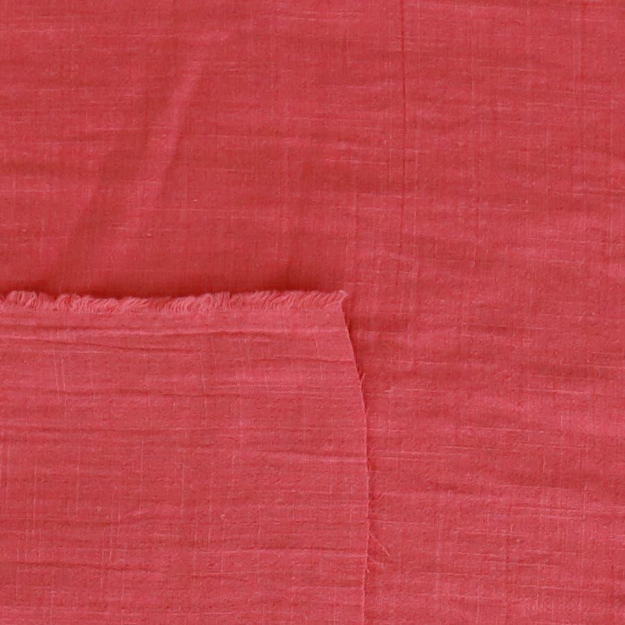 生地 カット生地 ガーゼ ピンク ハンドメイド 手作り 小物 クロスガーゼ 綿 かわいい 3