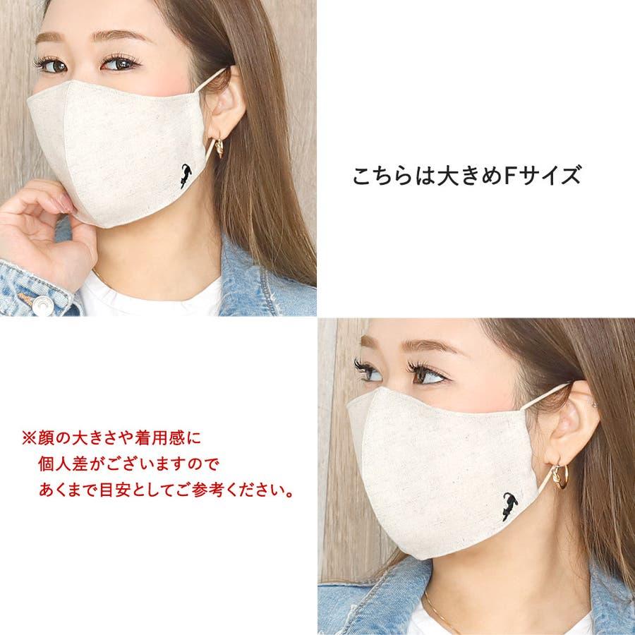 布マスク 大人マスク 立体 6
