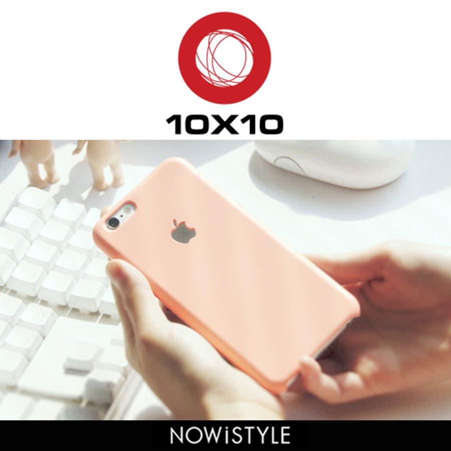 10a32c790f 10×10(テンバイテン)YITS iPhone6/6sケース iPhone6 ケース iPhone6s シンプル iPhone6