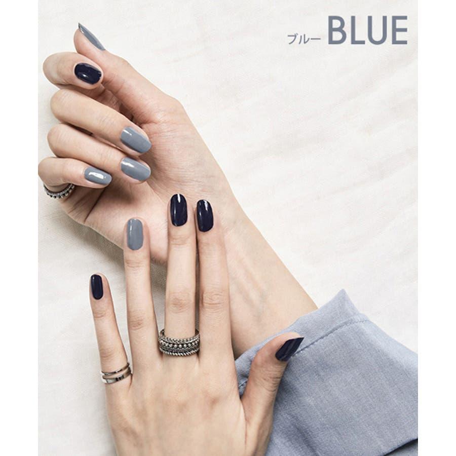 NANING9(ナンニング)ジェルネイルステッカー【12/18up_r】韓国韓国ファッションジェル
