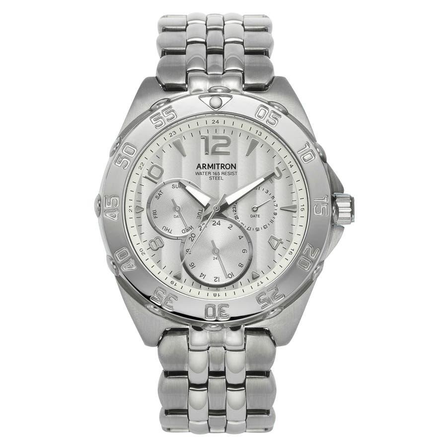ARMITRON 腕時計 アナログ 多機能ブレスレットウォッチ 103