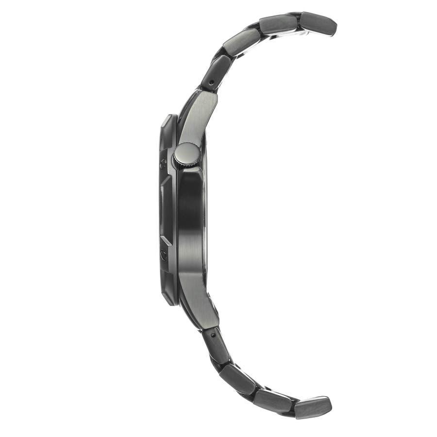 ARMITRON 腕時計 アナログ ブレスレットウォッチ ステンレス 4