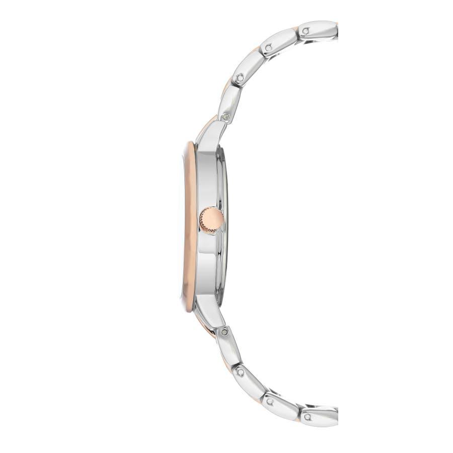 ARMITRON 腕時計 レディース アナログ ツートーン ドレスウォッチ 2