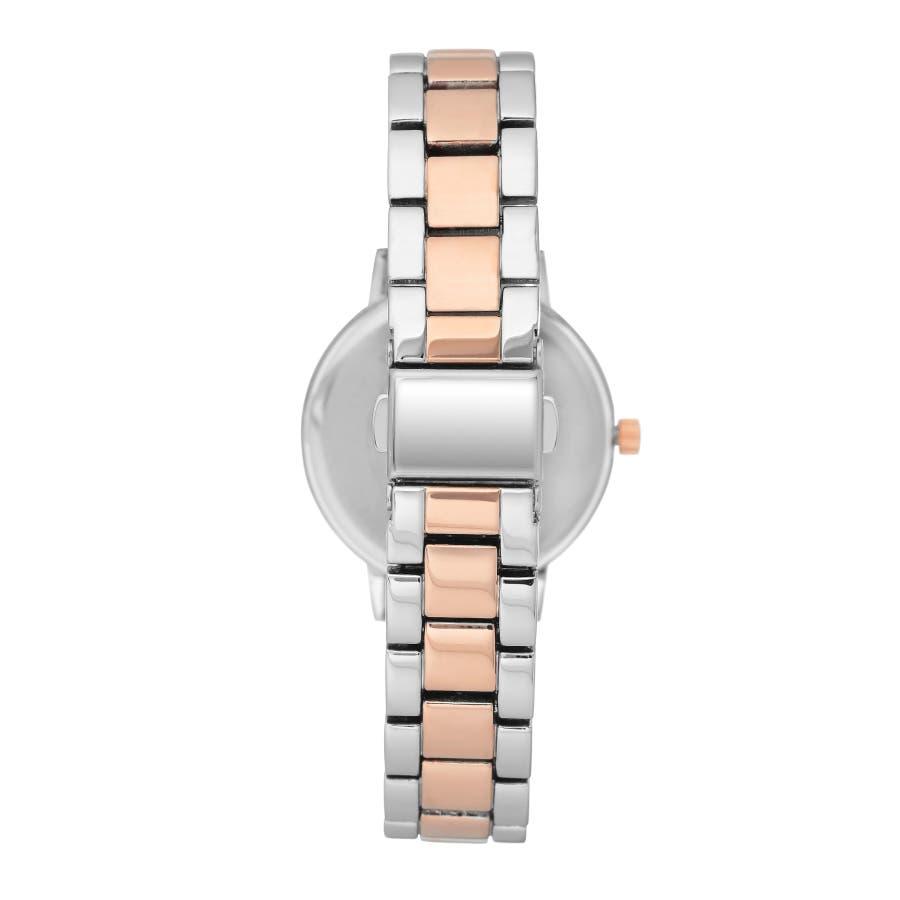 ARMITRON 腕時計 レディース アナログ ツートーン ドレスウォッチ 3