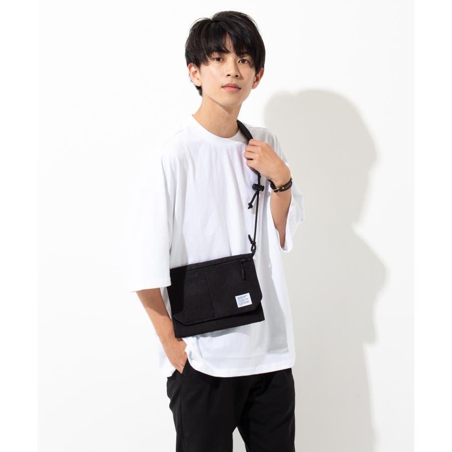 【LEVENDIS(レベンディス)】サコッシュバック ナイロン 21