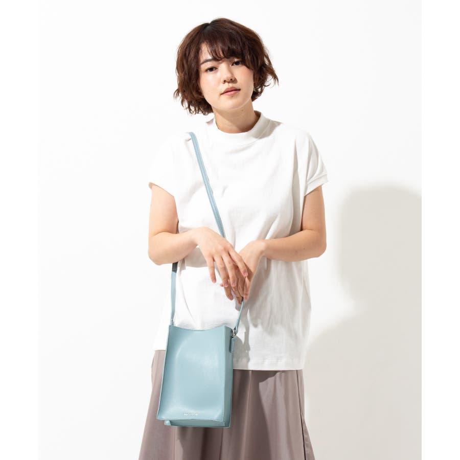 【WYTHE】スクエアバック 内ポケット付(ストラップ調整可) 8